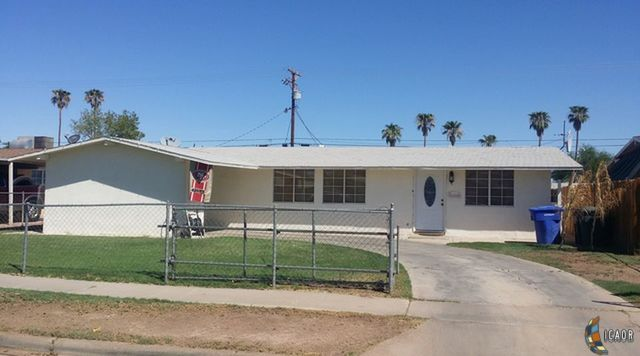 Photo of 1538 SANDLEWOOD DR, El Centro Imperial Valley Real Estate and Imperial Valley Homes for Sale