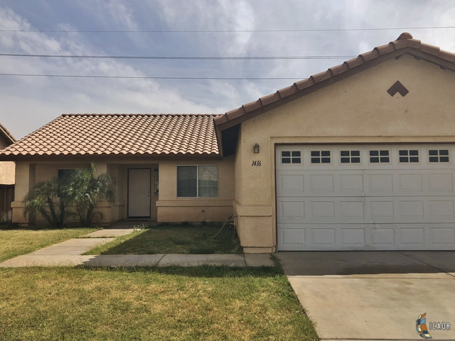 Photo of 1416 JOHNSON ST, Calexico Imperial Valley Real Estate and Imperial Valley Homes for Sale
