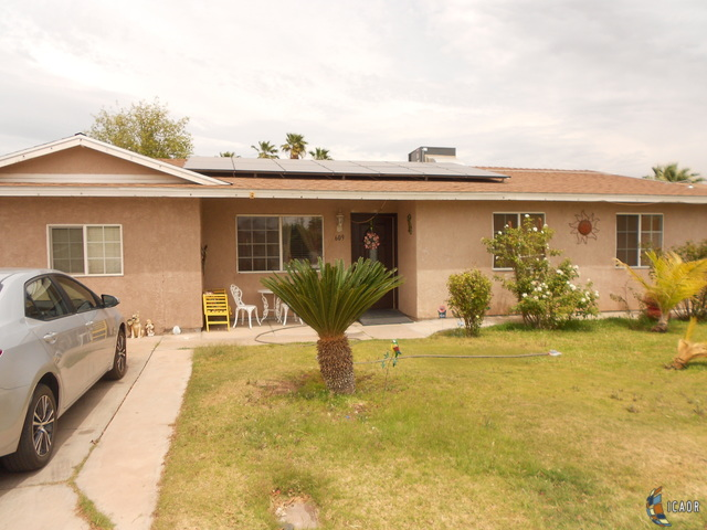 Photo of 609 W PALM ST, Calexico Imperial Valley Real Estate and Imperial Valley Homes for Sale