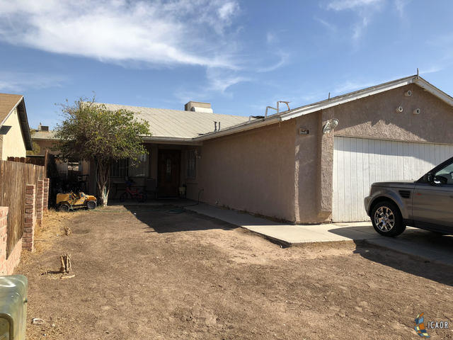 Photo of 282 YUCCA DR, El Centro Imperial Valley Real Estate and Imperial Valley Homes for Sale
