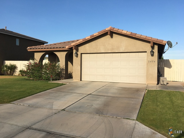Photo of 2454 EARHART AVE, Imperial Imperial Valley Real Estate and Imperial Valley Homes for Sale