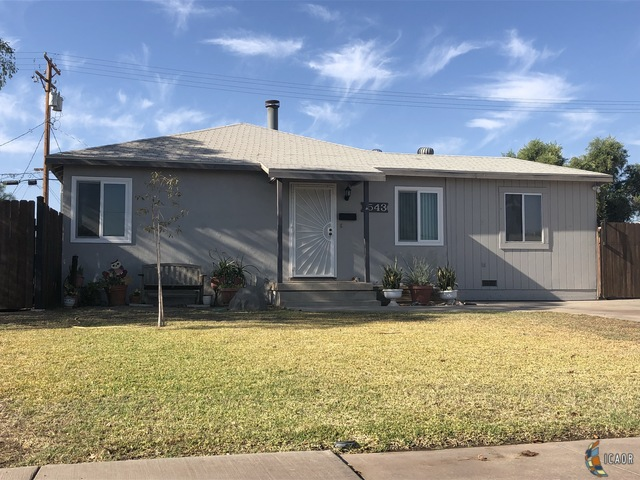 Photo of 1543 W ORANGE AVE, El Centro Imperial Valley Real Estate and Imperial Valley Homes for Sale