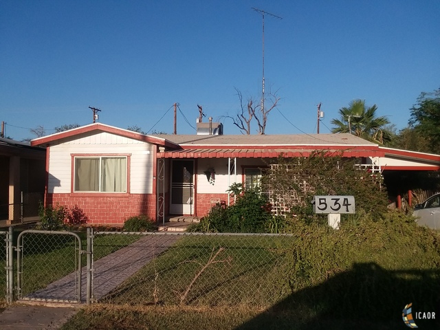 Photo of 534 BLAIR AVE, Calexico Imperial Valley Real Estate and Imperial Valley Homes for Sale