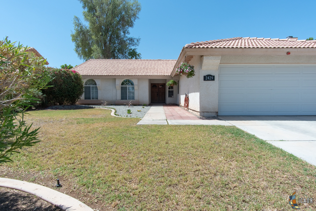 Photo of 2429 WENSLEY AVE, El Centro Imperial Valley Real Estate and Imperial Valley Homes for Sale