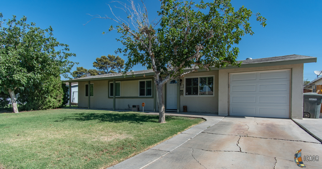 Photo of 1632 AURORA DR, El Centro Imperial Valley Real Estate and Imperial Valley Homes for Sale