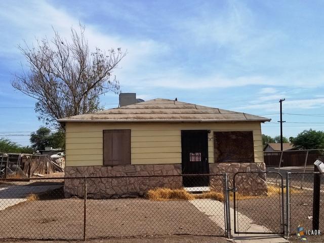 Photo of 190 E HAMILTON AVE, El Centro real estate for sale