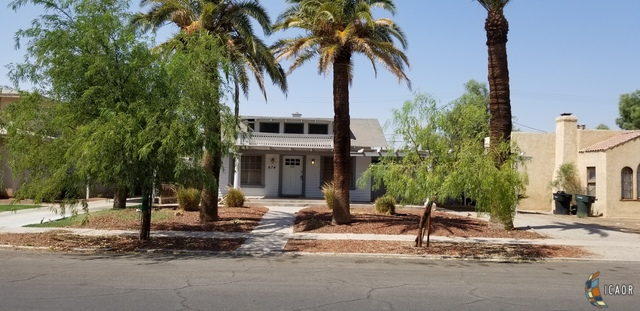 Photo of 674 WENSLEY AVE, El Centro Imperial Valley Real Estate and Imperial Valley Homes for Sale