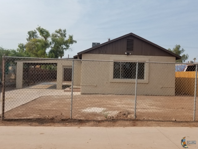 Photo of 351 E STATE ST, El Centro Imperial Valley Real Estate and Imperial Valley Homes for Sale