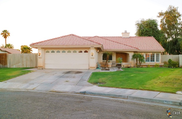 Photo of 599 SNAPDRAGON WAY, Imperial Imperial Valley Real Estate and Imperial Valley Homes for Sale