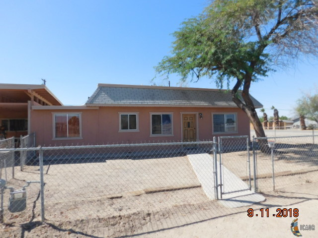 Photo of 201 E 1ST ST, Niland Imperial Valley Real Estate and Imperial Valley Homes for Sale