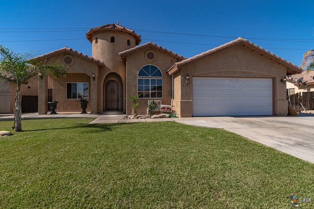 Photo of 1124 VILLA ALEGRE DR, Calexico Imperial Valley Real Estate and Imperial Valley Homes for Sale