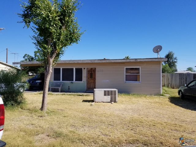 Photo of 177 W ELDER, Calipatria Imperial Valley Real Estate and Imperial Valley Homes for Sale