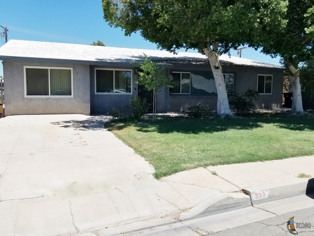 Photo of 333 W Adler ST, Brawley Imperial Valley Real Estate and Imperial Valley Homes for Sale