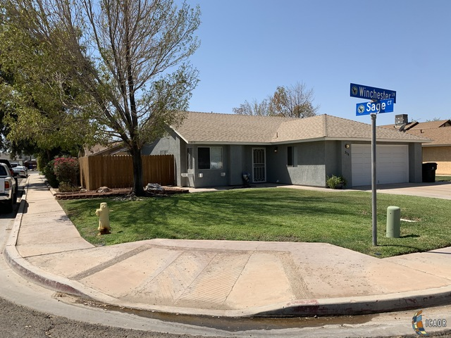 Photo of 318 Winchester LN, Imperial Imperial Valley Real Estate and Imperial Valley Homes for Sale